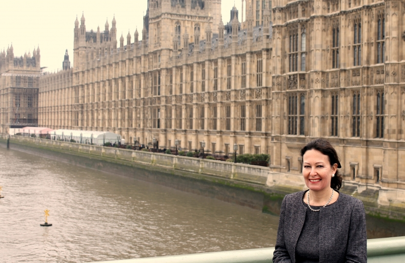 Anne Marie at Westminster